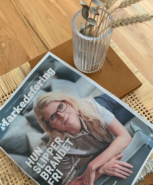 """Den nye Dansk Markedsføring avis er kommet! 🗞 Her kan du blandt andet komme tæt på Isobars topchef, eller læse mere om Momondos nyeste kampagne """"The World Piece"""", som har vækket stor opsigt 🔎 #dmsaarhus"""