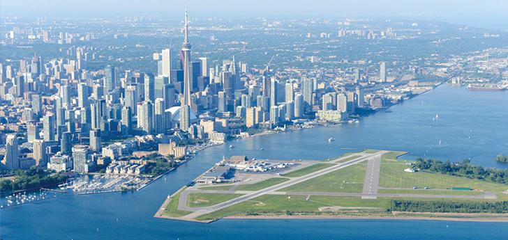 Billy Bishop Airport, Toronto