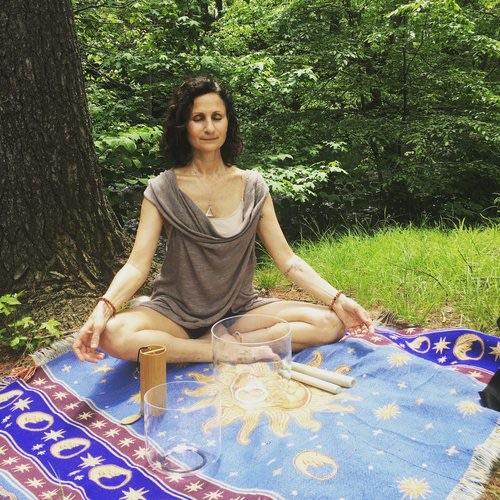 Stacy Anuttara Newfeld - E-RYT, Reiki Level II, Sound Healer & Gold Leader/Educator with doTerra.