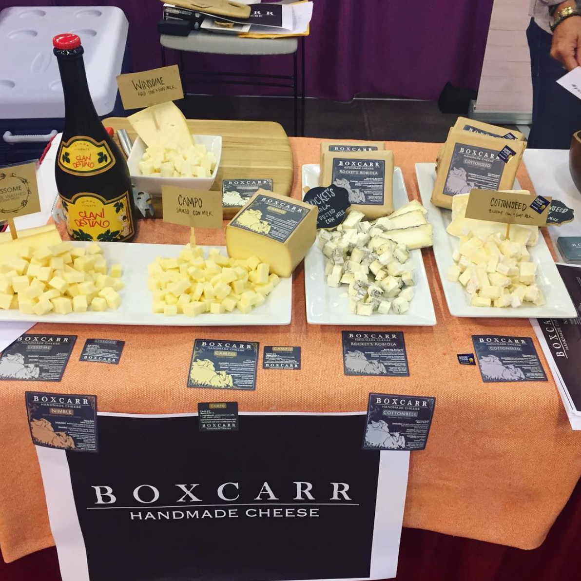Boxcarr Handmade Cheese