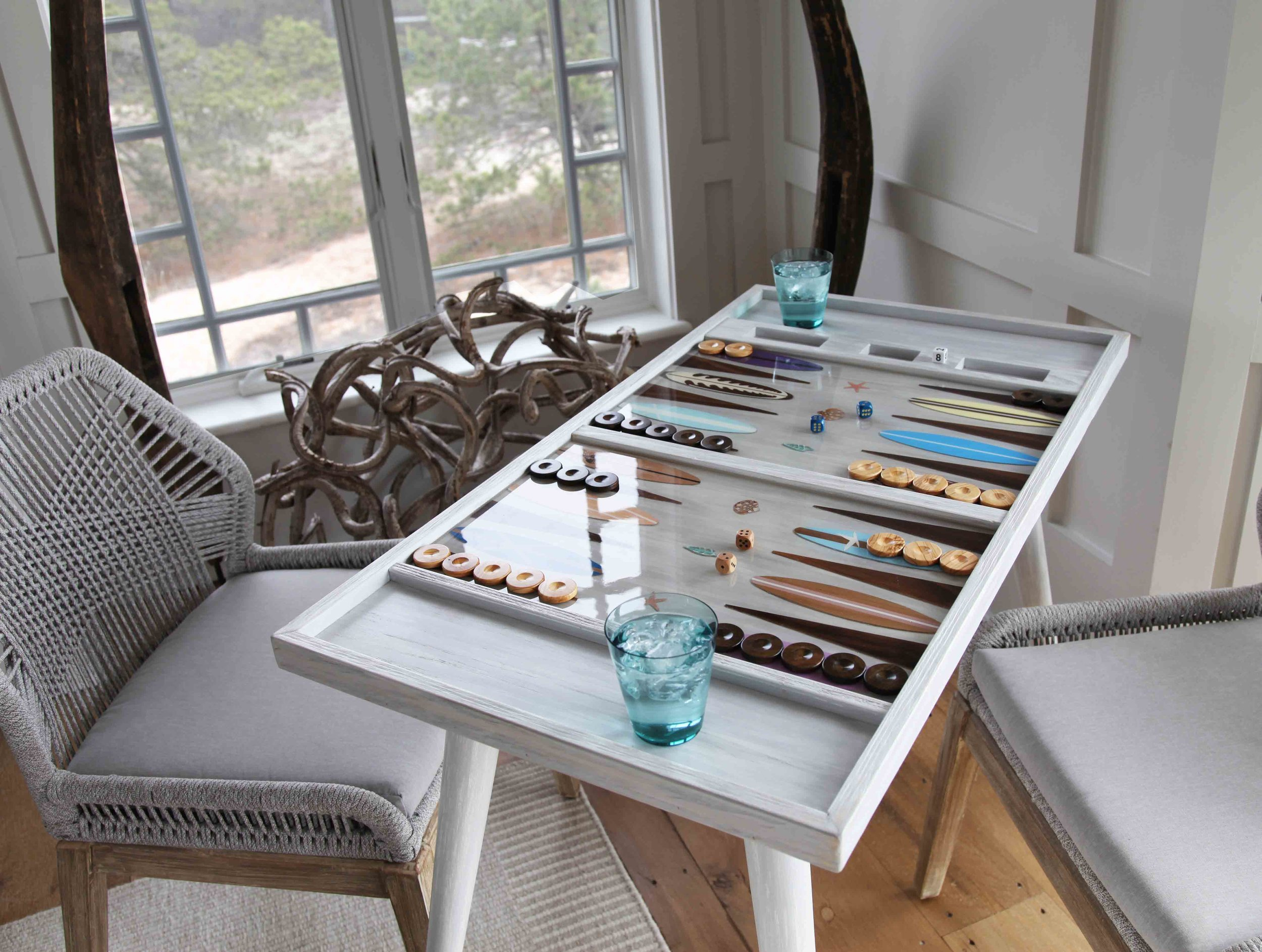 Amagansett table. Click the image for more photos