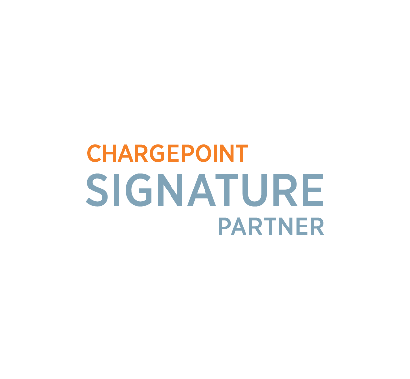 Signature Partner - We're proud to be a Signature EU and UK ChargePoint Partner. Just like our friends at ChargePoint, we're committed to an Electric Vehicle future.ChargePoint designs, builds and supports all of the technology that powers its network; from charging station hardware to energy management software and a mobile app.