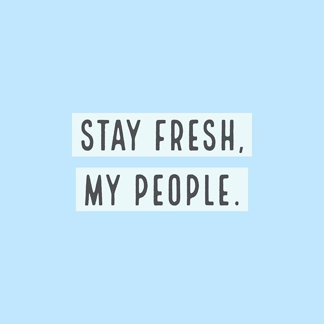 You're my people. ⠀ ⠀ And I'm just here to make sure you're staying as freakin fresh as possible. 🤘🏼 #podcast #stayfresh #christianpodcasters #yopros #20somethings #podcastfor20somethings