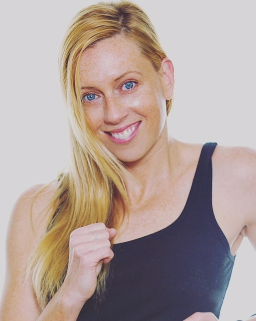 Tiffaney Boyd - BARRE FITNESS INSTRUCTOR