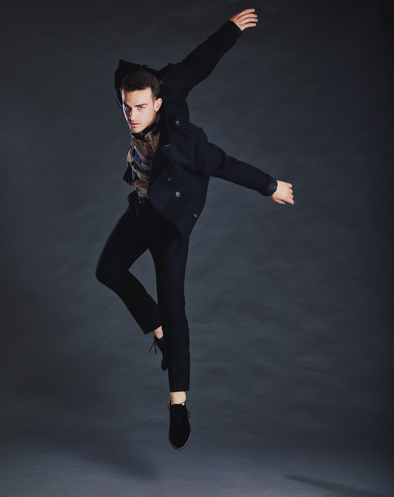 JP STANLEY - INSTRUCTORJP Stanley is a multifaceted dancer and wonderful instructor that challenges  his students to dig deep  in his contemporary classes.
