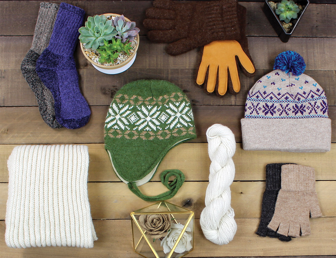 SEE WHAT WE ARE MAKING - with U.S. Grown Alpaca Fiber!