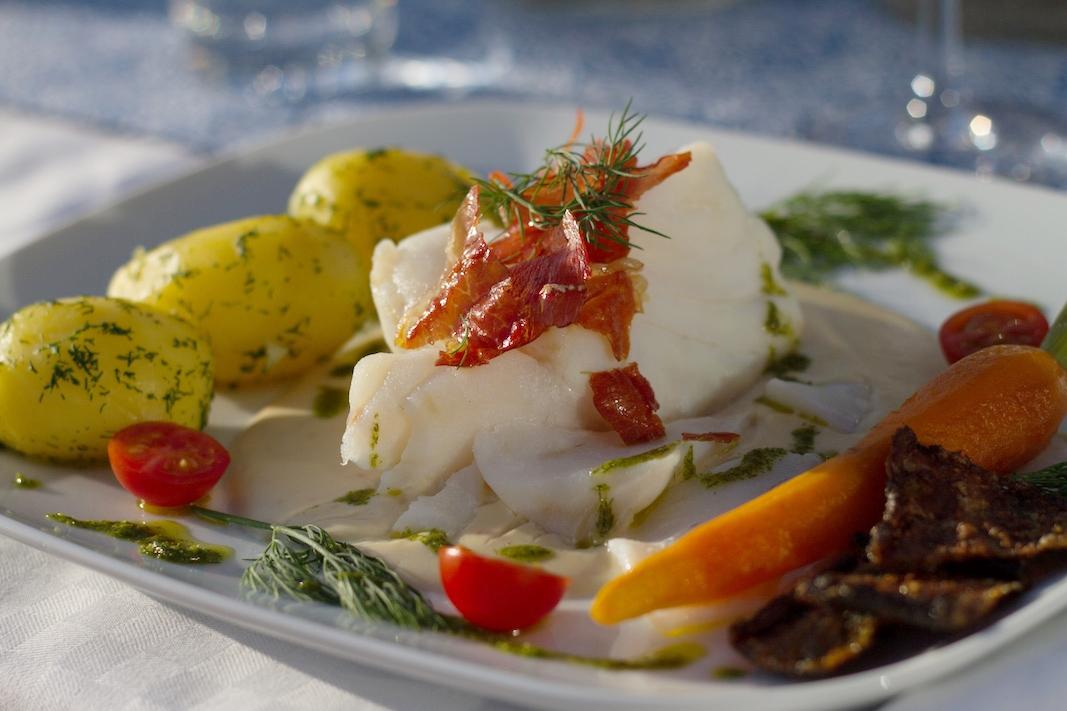 Havsörnen Meny - få ut det mesta av er konferens och låt oss sköta maten