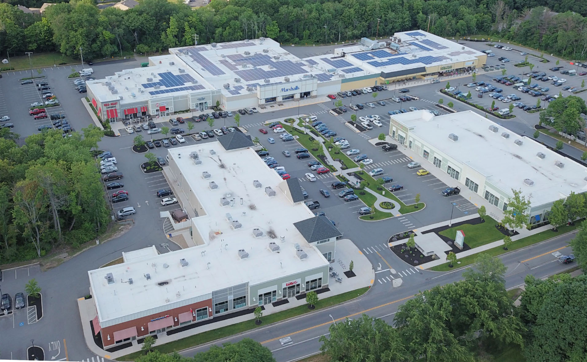 Location: Bedford, Massachusetts Size: 2,600 SF - 13,000 SF