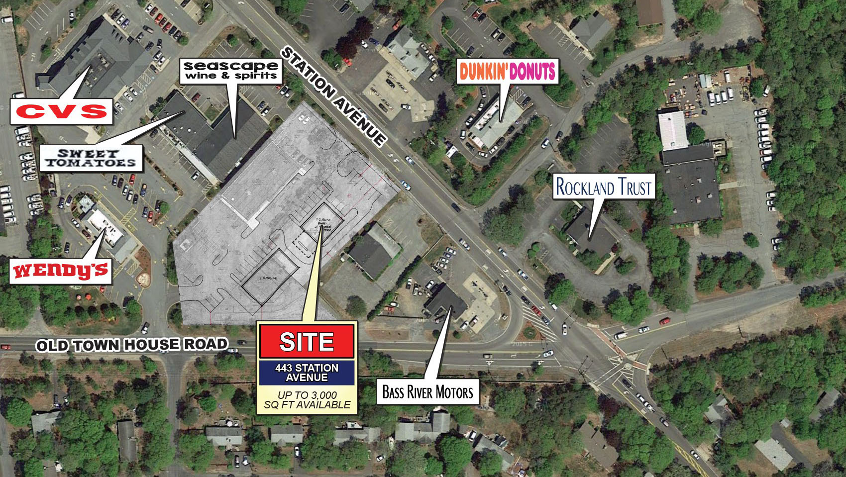 Location: South Yarmouth, Massachusetts Size: +/-.51 Acres