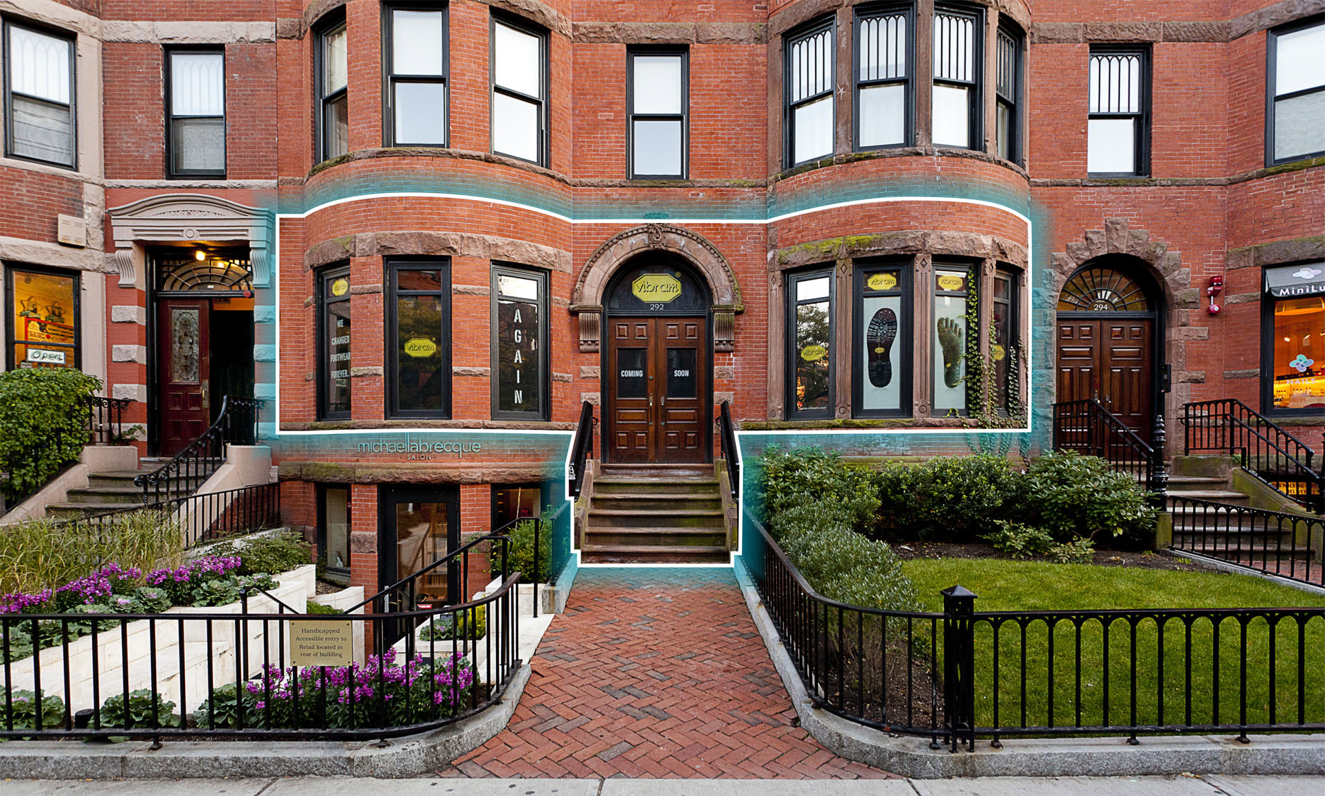 292 Newbury Street | Boston   Massachusetts