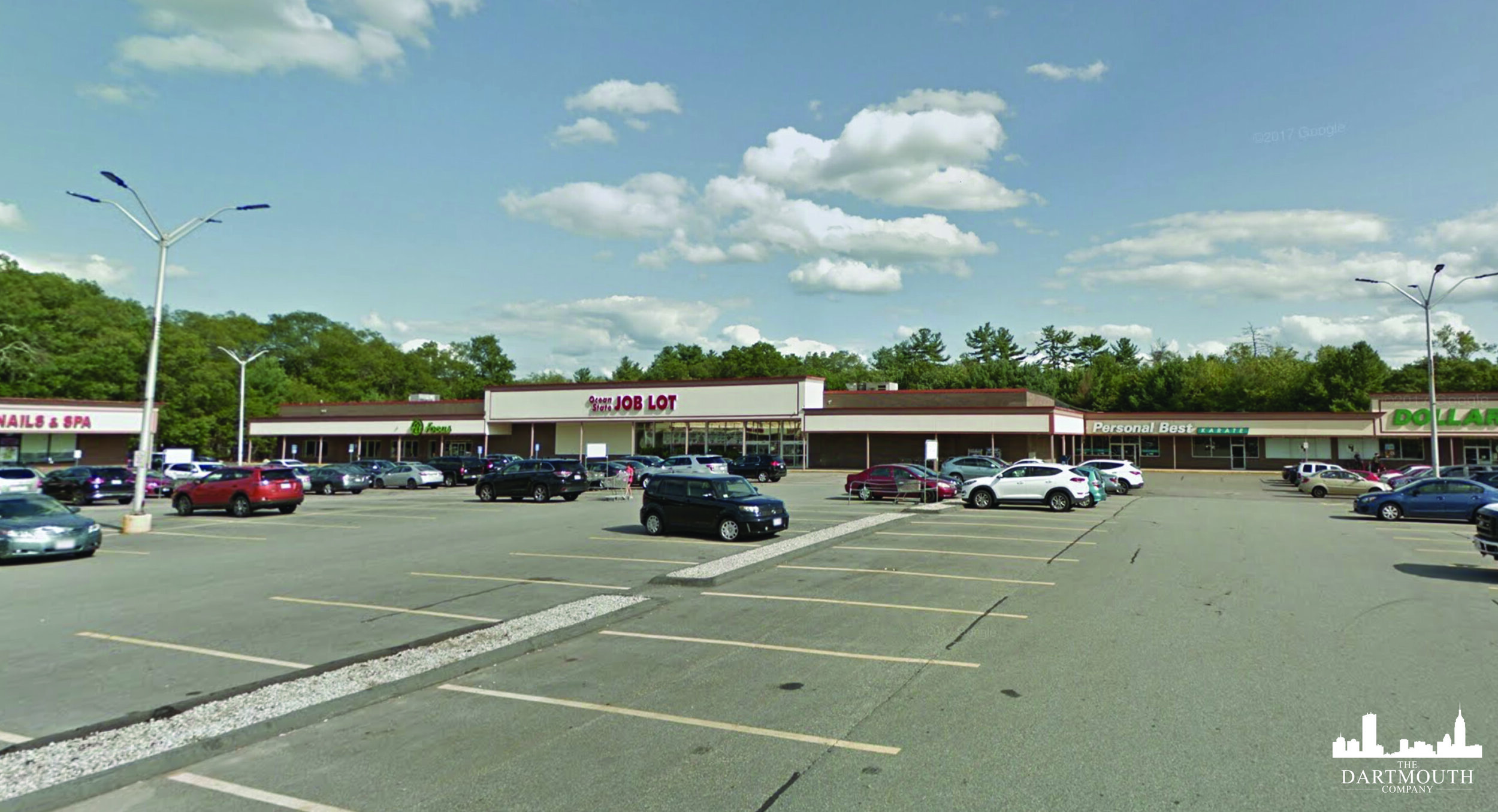 Location: Foxboro, Massachusetts Size: 1,100 SF Pad Site