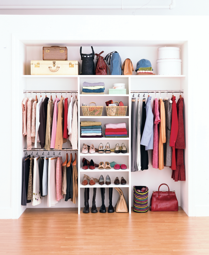 Aura Closet Cleanse. - IN-HOME CLOSET MAKEOVER2-3hrs Booking $250We'll pull out your favorite pieces, your daily go-tos and your I-just-don't-know-what- to-do-withs. We'll figure out what works, what doesn't and where to go from here. You will be left with an organized closet free of fashion pitfalls and armed with the confidence to navigate your wardrobe every day. Leaving you with a Fresh and clean closet and a whole new outlook on your style. 2hr Booking $220