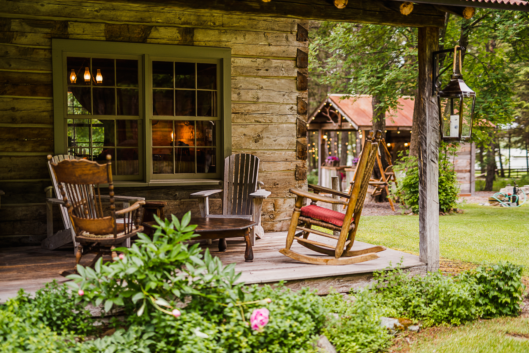 Weatherwood Homestead Vacation Rentals near Glacier National Park