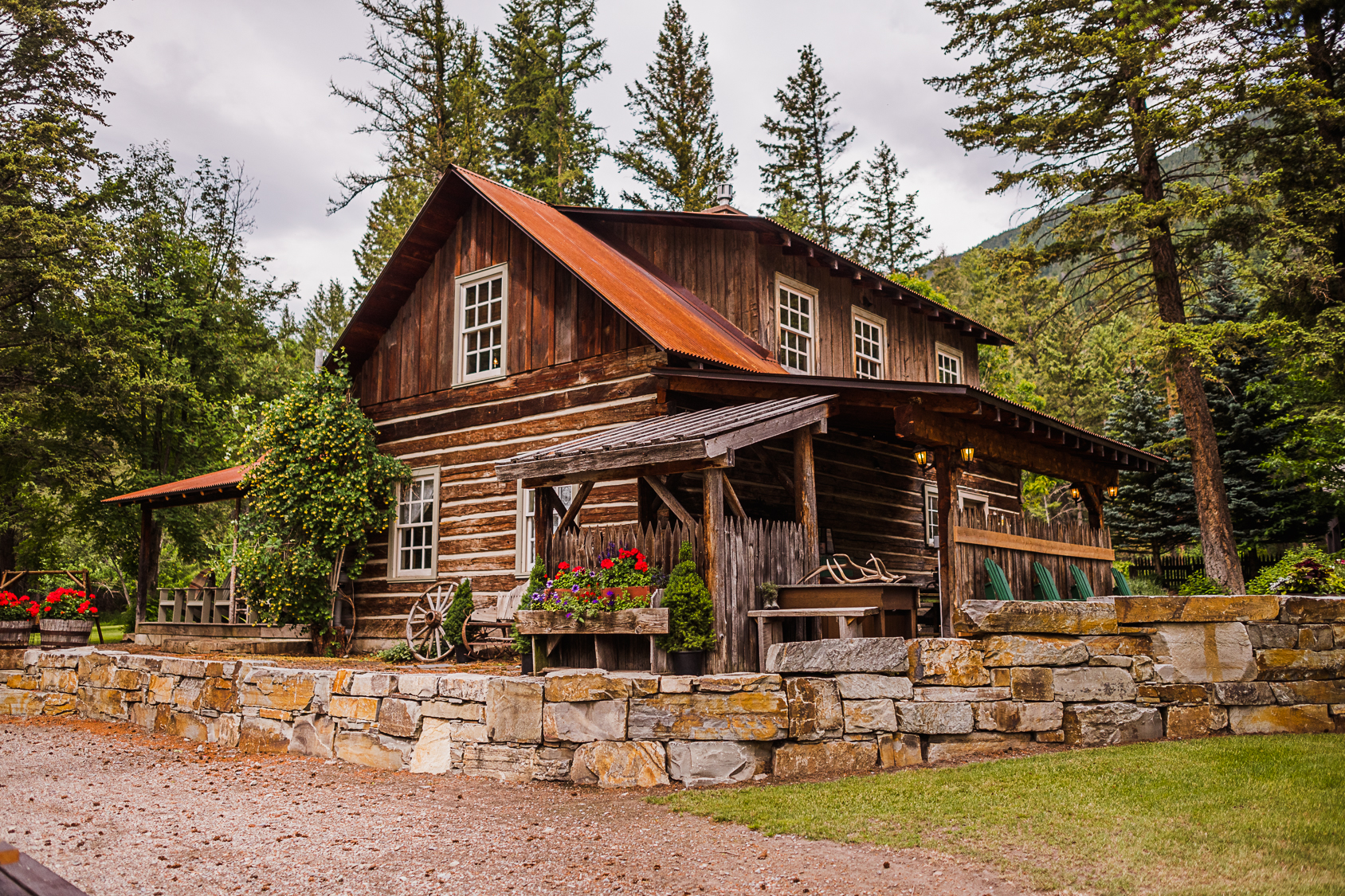 Your Montana vacation, retreat, or event awaits. -