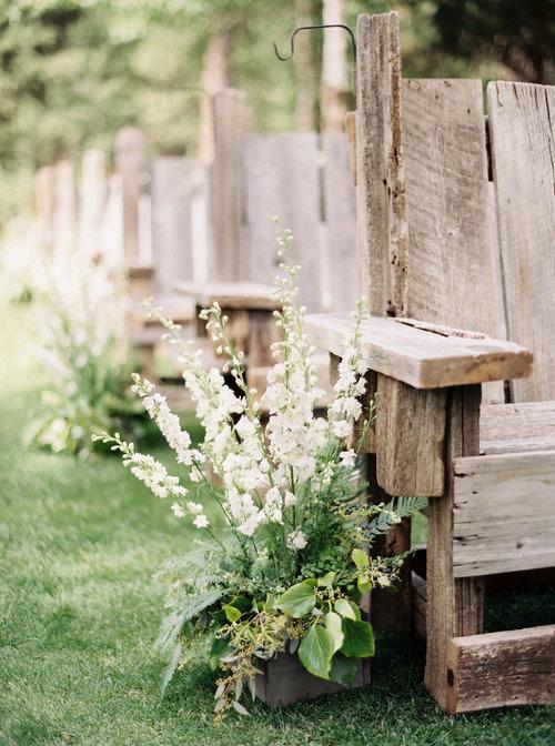 Rustic Wedding Pews and Altar_Weatherwood Homestead.jpg