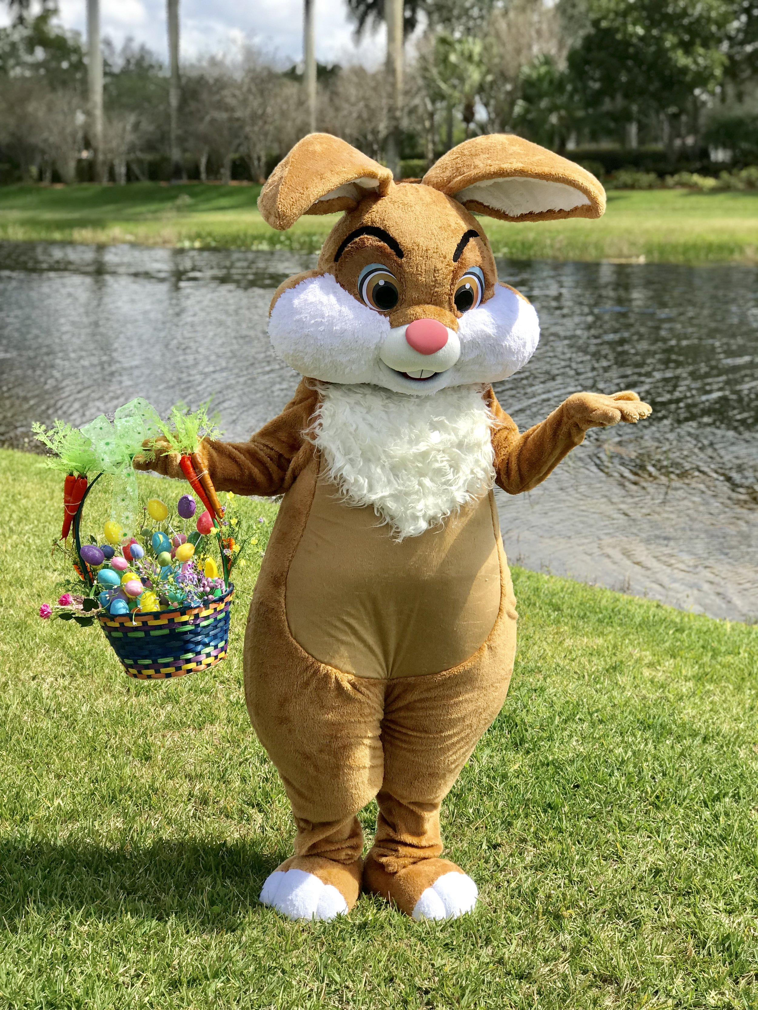 easter bunny - Make your bookings TODAY 754-245-2356