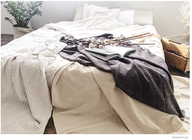 Your Pillowcase - go home and swap it out tonight.