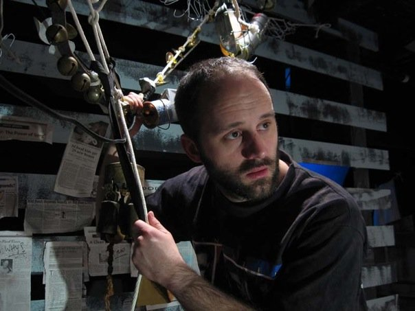Travis York (BUBBA) in Overlap Production.