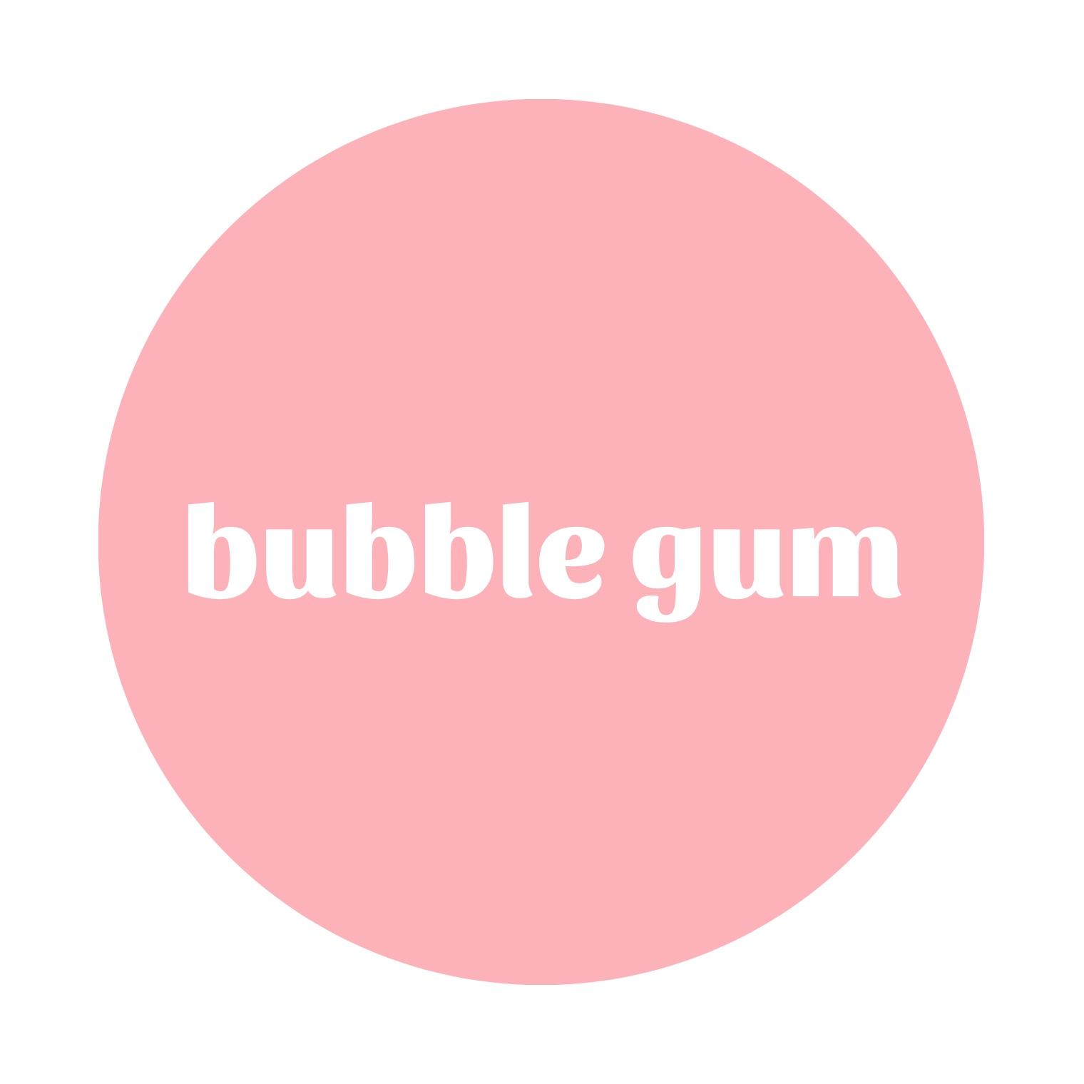 bubble gum cotton candy