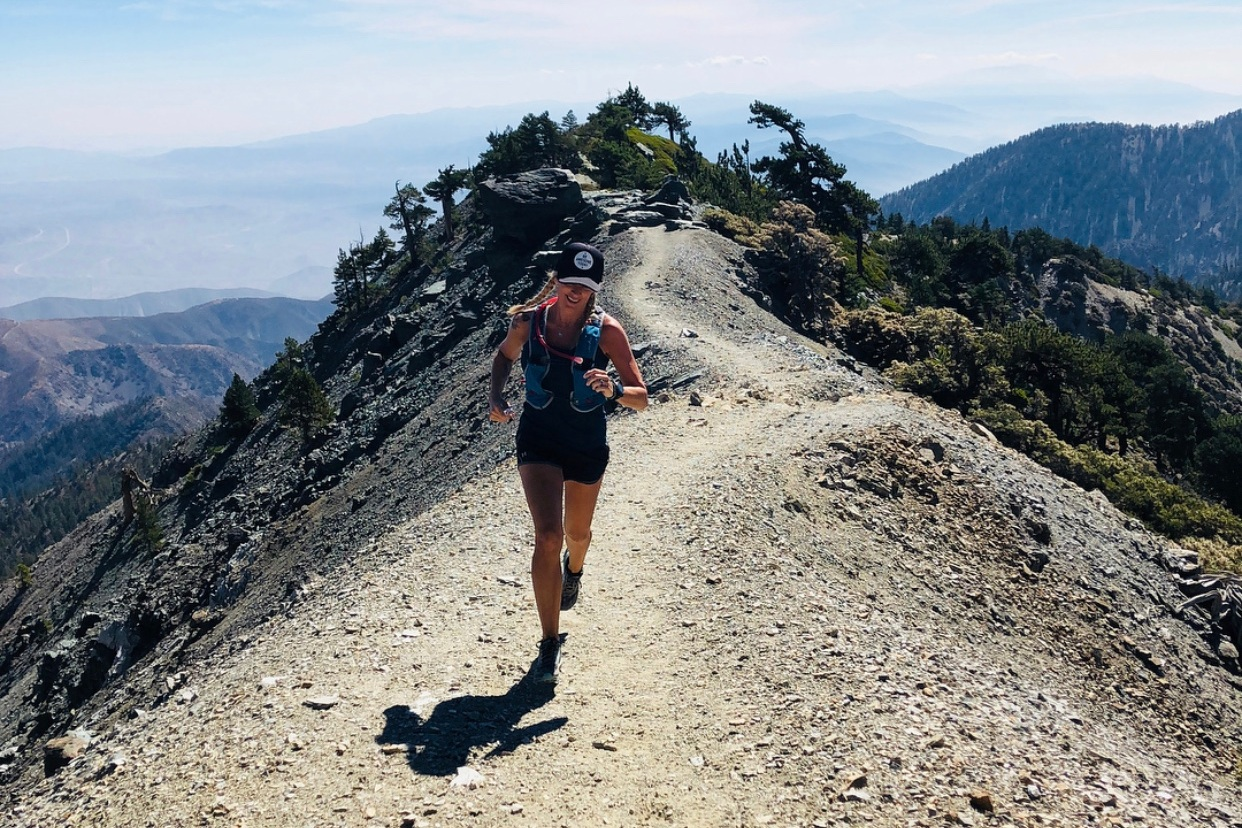 Laney Kerstetter @Trailandultrachic  Laney is a wife, mother of two, avid trail runner and an adventure seeker. A mountain mama at heart, she is happiest when getting lost in nature and running at higher elevations. Although she has been a runner since high school, she started craving the distance and running ultras in 2013. Laney has completed several 100 milers and is toying around with training for a 200 mile adventure. When not running, she enjoys backpacking, craft beer and photography.