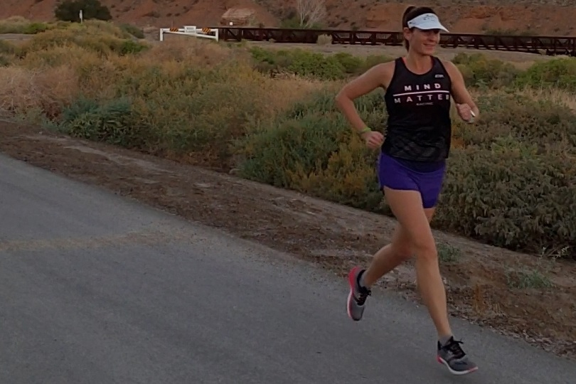 Jess Hodgson @runner_jess_  Jess Hodgson is an endurance athlete who is always looking for her next adventure! She lives a vegetarian lifestyle & utilizes natural remedies to help with recovery as well as relieve arthritis pain. Her motto is to live life to it's fullest!