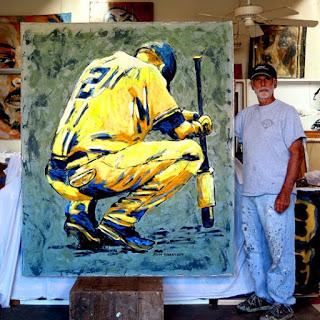 Derek Jeter New York Yankees Baseball art.jpg