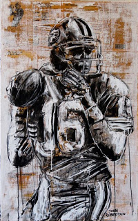 Football image art SF Joe Montana quarterback painting.jpg