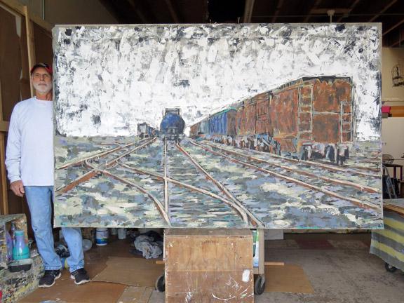 Worthington Tracks - 5 x 8 feet