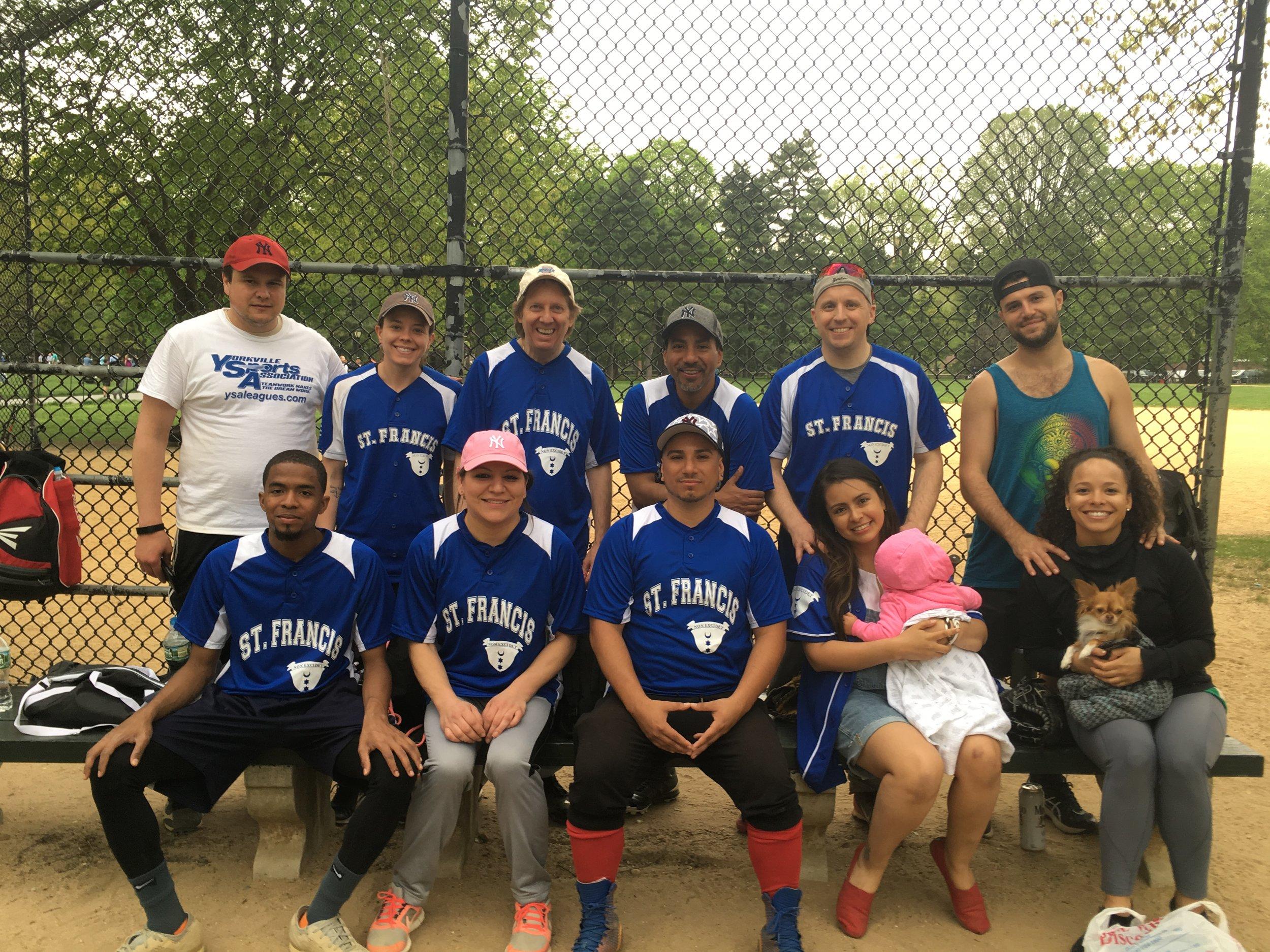14 Catholic Sports St Francis de Sales NYC.JPG