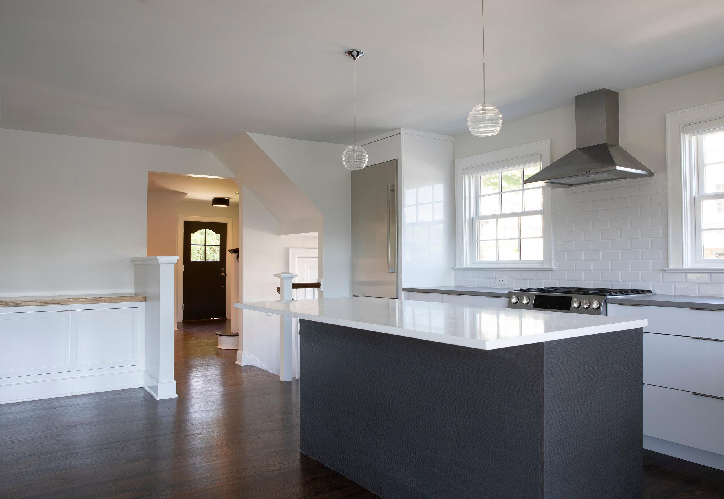 Kitchen at 40 Strickland