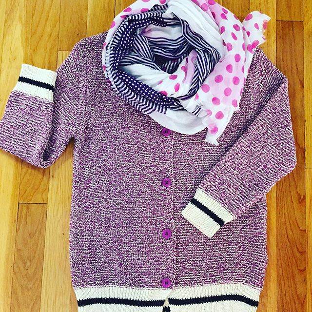 New sweaters that sparkle! BYU from Italy, fresh and colorful for Spring. #sweaters #springknits #Italianknitwear #shopsmallbusiness #shoplocal #brookline #coolidgecorner #studiofashion