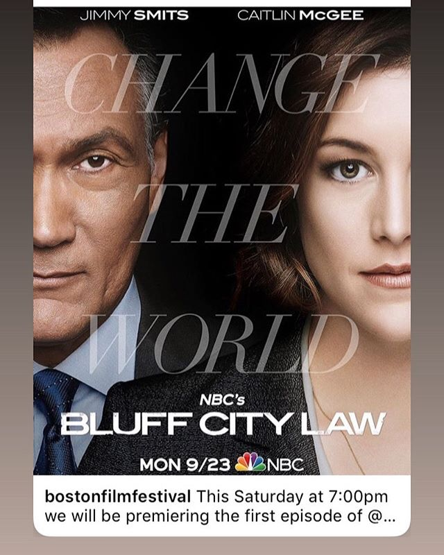 Hey Boston friends check out our very own Caitlin McGee (Joan's daughter and our long-time Studio model) starring with Jimmy Smits in a great new show on NBC. The Boston Film Festival is premiering the pilot episode this Saturday September 21st at 7pm and there's a live panel afterwards with Caitlin and cast members Jayne Atkinson (House of Cards) and Michael Luwoye (Hamilton). Hope to see you there...log on to the Boston Film Festival web site for tickets.