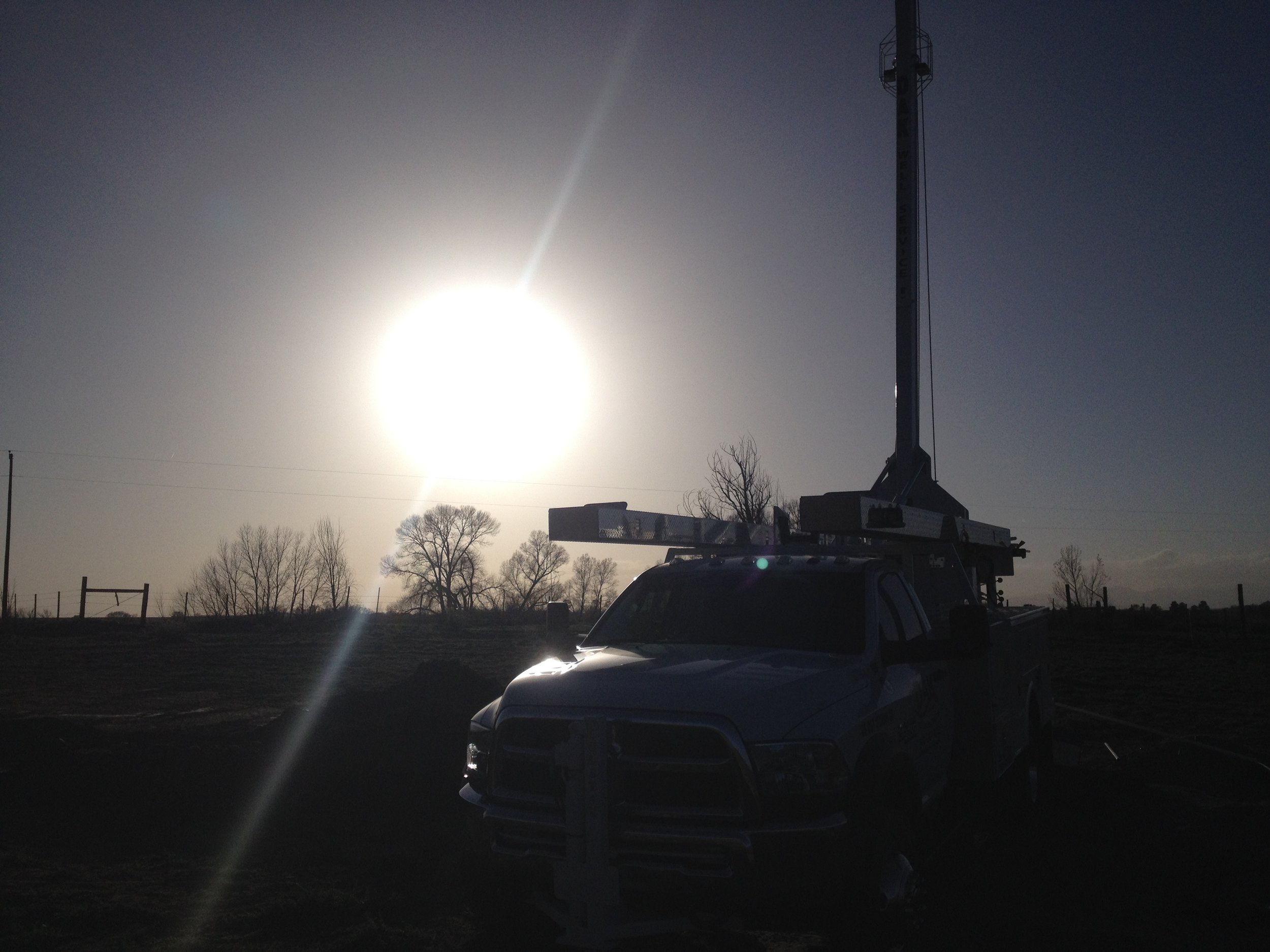 Farmington, New Mexico Drilling Contractor