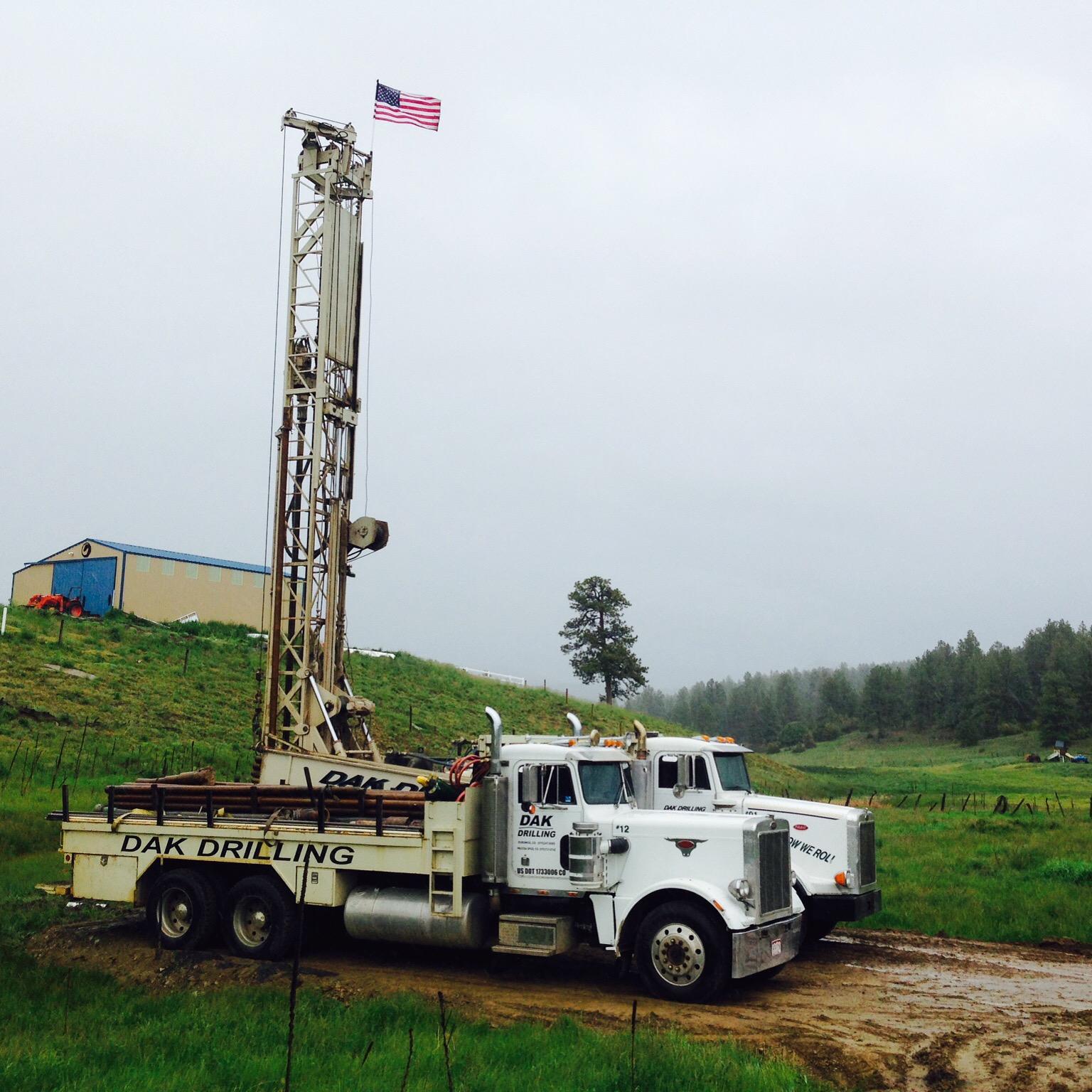 Durango Colorado Well Digging