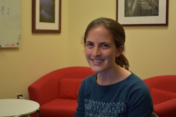 "Catherine Spirito - Postdoc and Research Educator for the FIRE stream entitled , ""Engineering Biosensors """