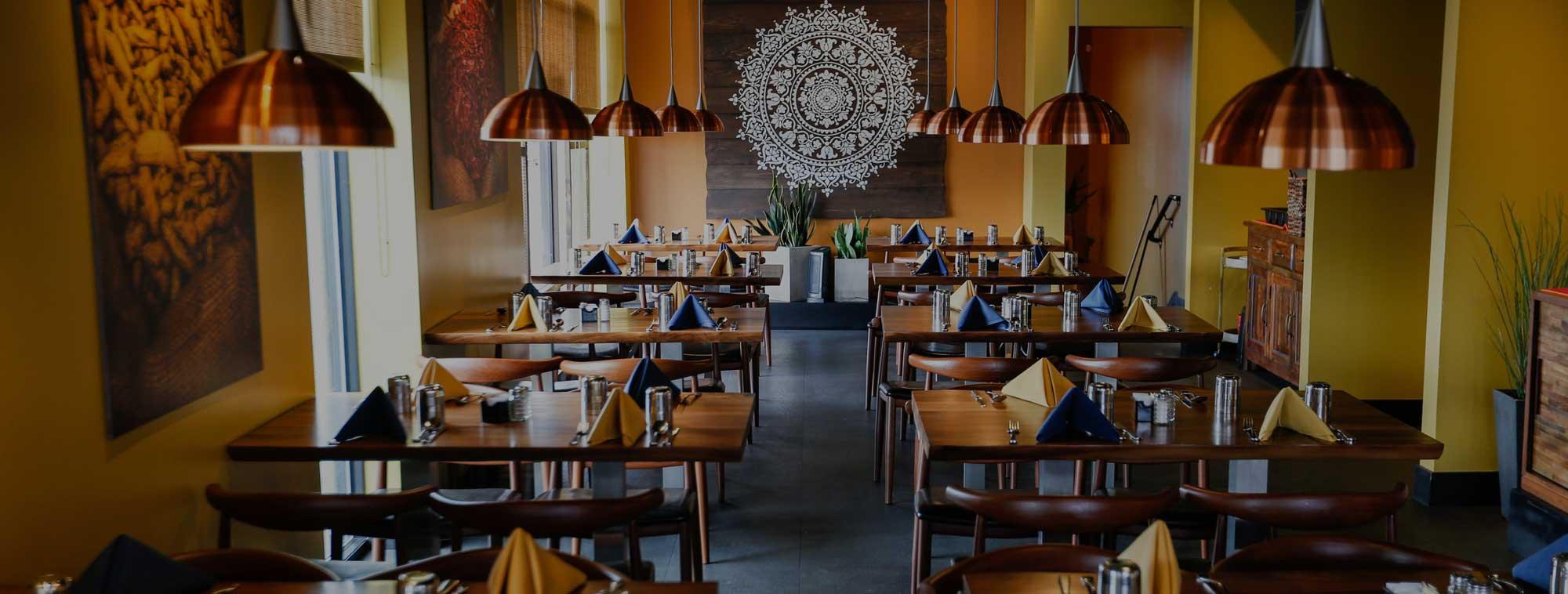 Saffron Bistro Sugar House Indian Restaurant Utah