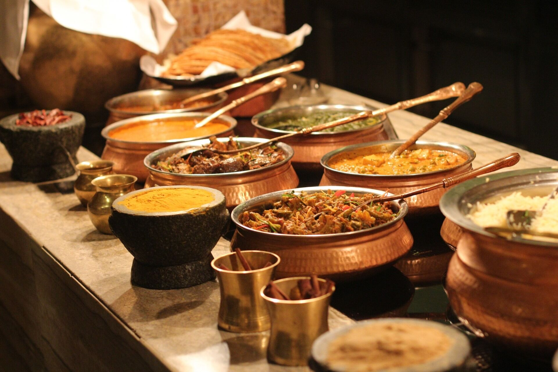 Special Father's Day Buffet at Saffron Valley on June 16