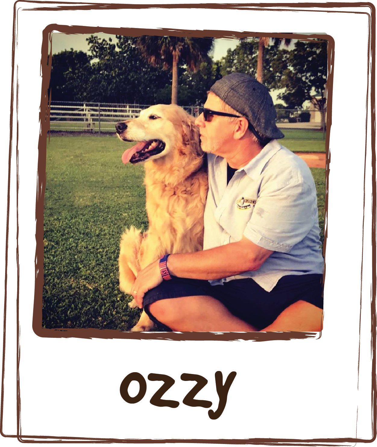 """""""My neighbor gave me a few of your Dog ZEN™ tubes to try with my 2 dogs that are highly stressed by Florida's daily summer storms. So far, this product has been a godsend! I would highly recommend it to my customers, as well my friends and family! Thank you, for making a product with good ingredients that works!"""""""