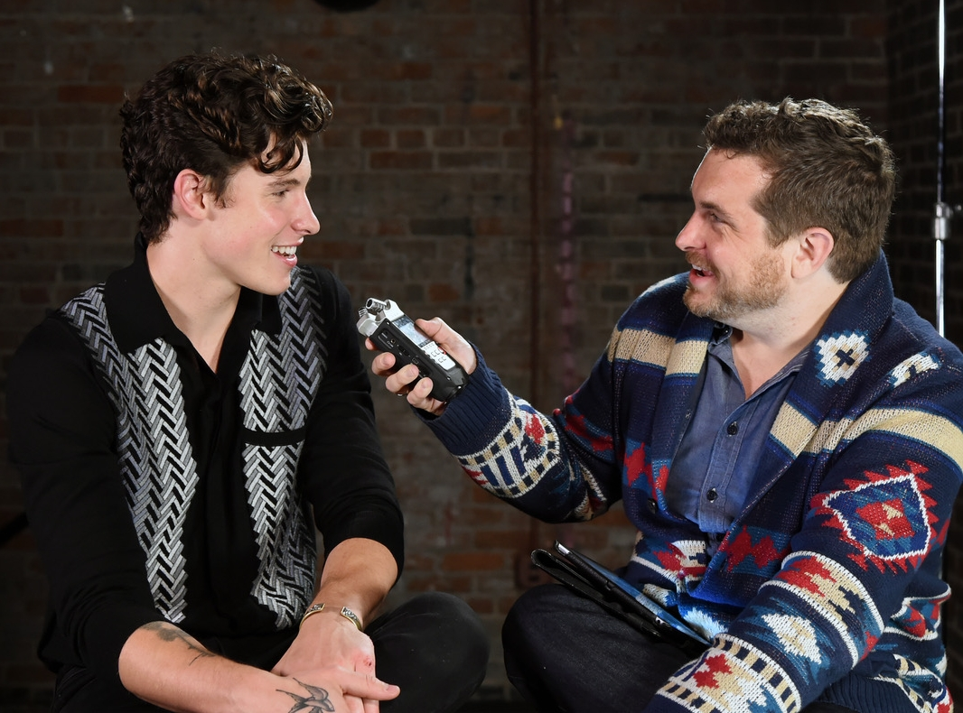 Rolling Stone: Shawn Mendes Q&A