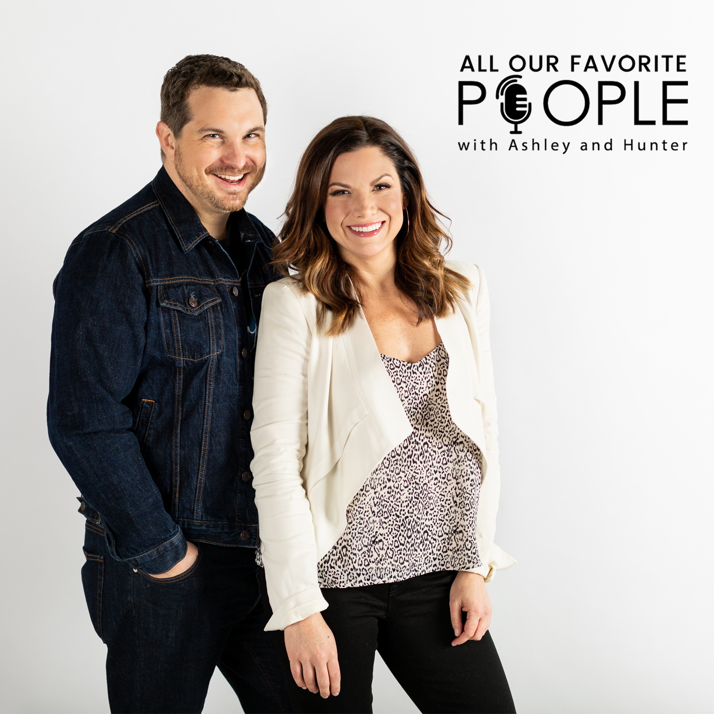 ALL OUR FAVORITE PEOPLE - Hosted by long time friends and Nashville-based media personalities Ashley Eicher and Hunter Kelly, The All Our Favorite People Podcast shines a light on people doing amazing things in the world. From artists and entertainers to authors and business leaders, All Our Favorite People features in-depth conversations that dig into the heart, hilarity and messiness that is life.AllOurFavoritePeople.comListen on Apple PodcastsListen on Spotify
