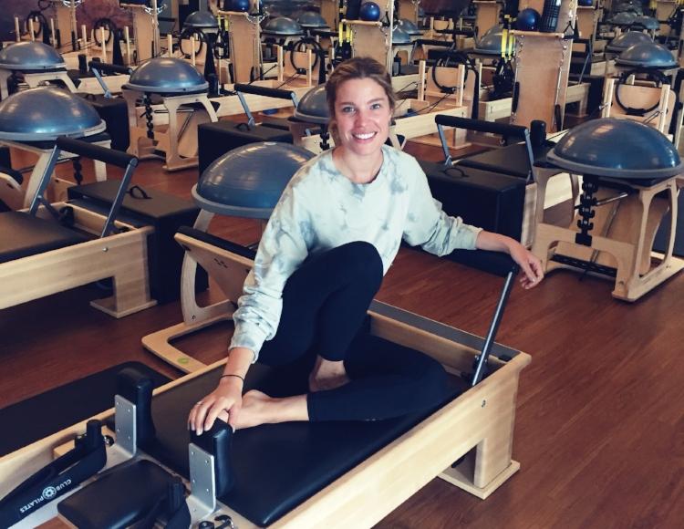 Emily Harbourne Club Pilates