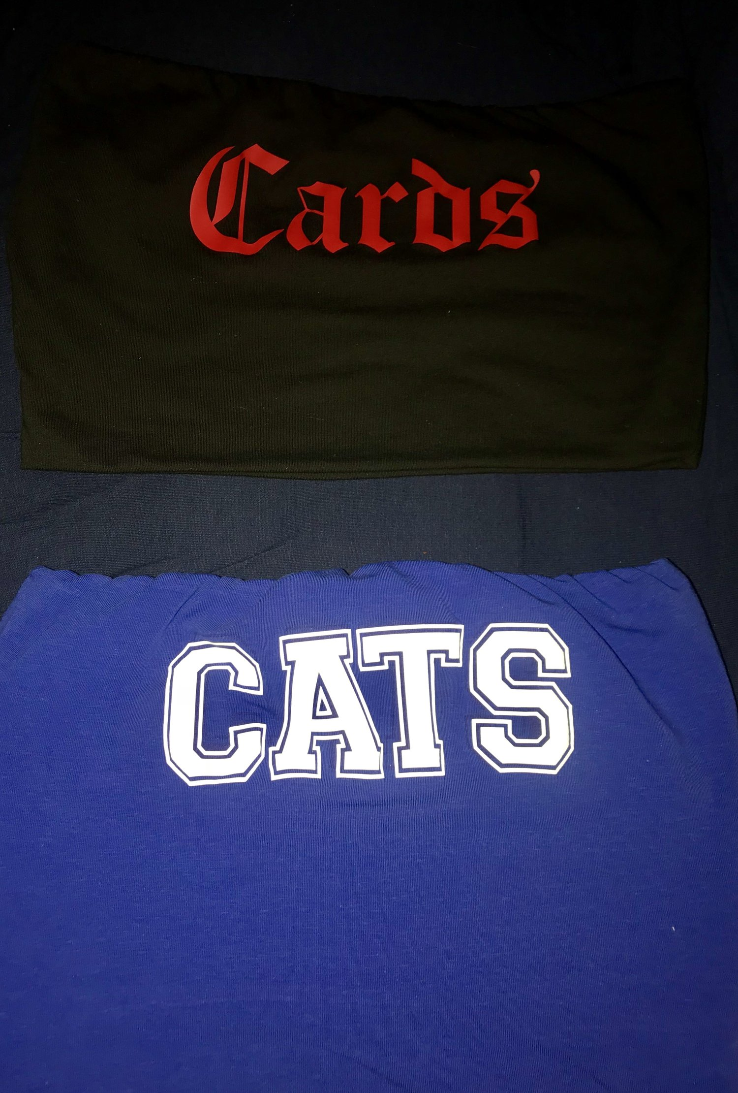 Cards - Cats Tube Top
