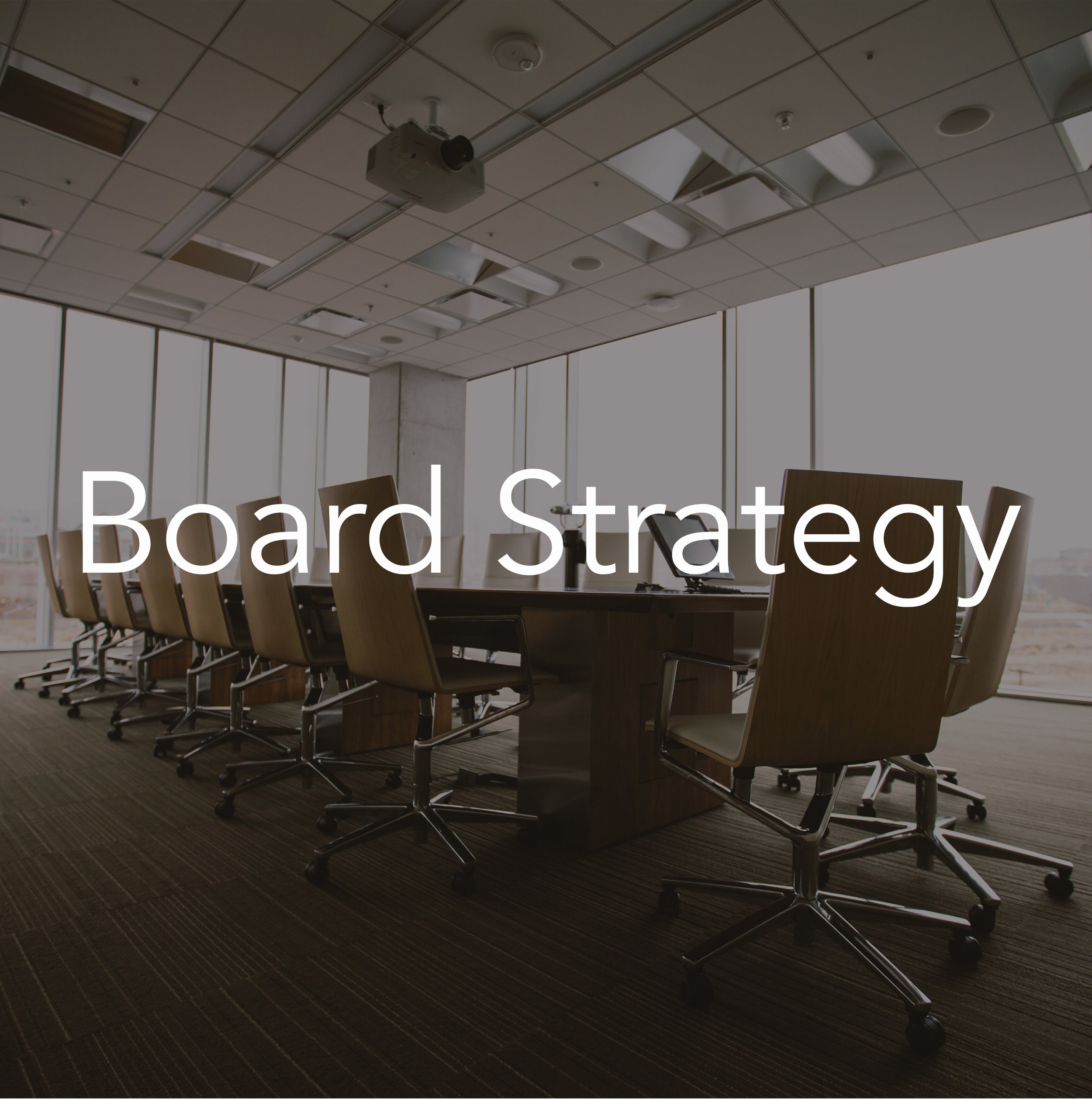 Benchmarked financial impact of board memberships on corporate and sector performance to maximize financial ROI