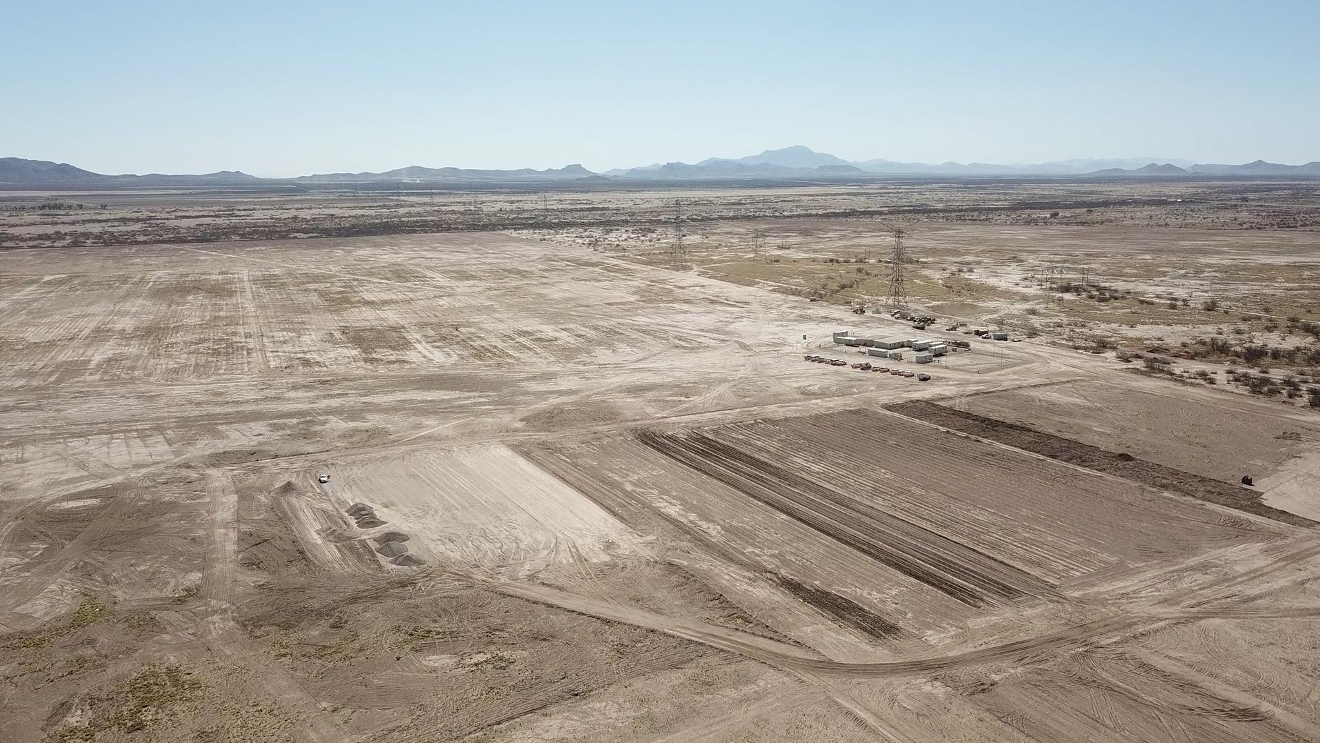 Arranca mega proyecto solar en Galeana, Chihuahua - El Diario de Juárez (23.11.17)