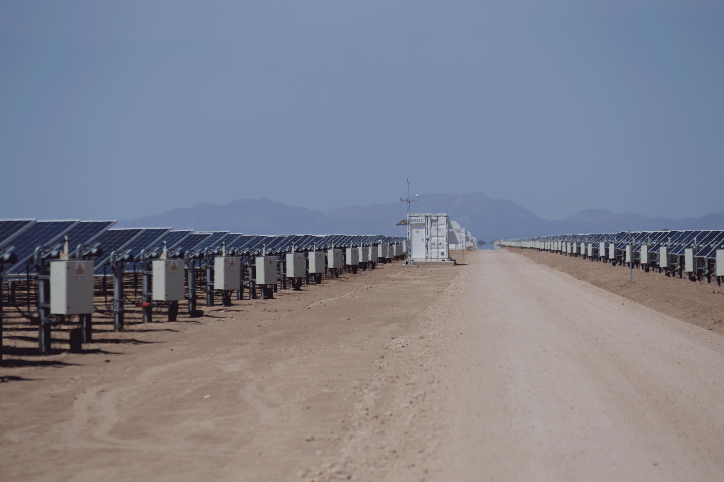 La Orejana, infraestructura fotovoltaica a gran escala en Sonora - PV MagazineAgosto 2019