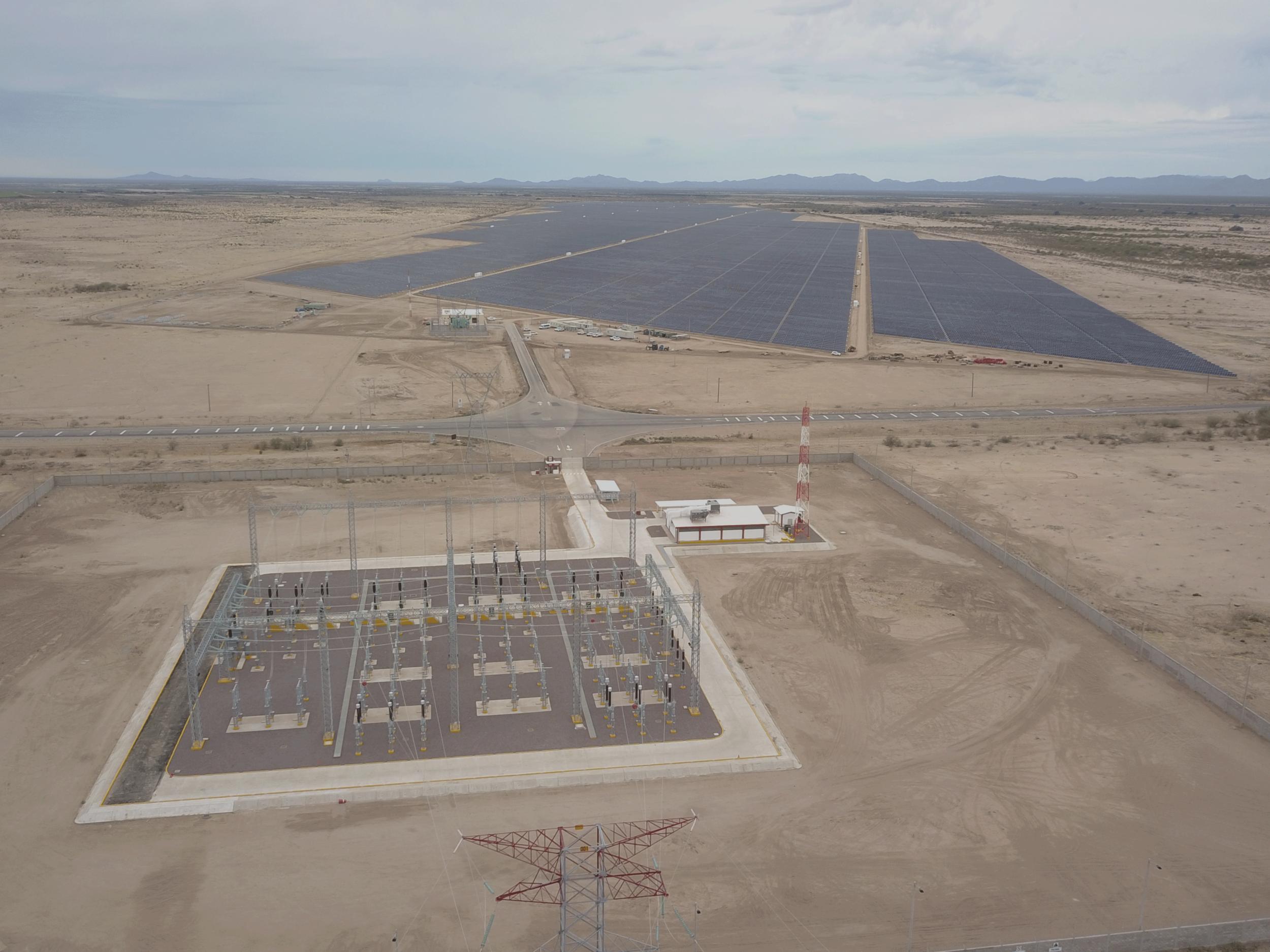 Zuma Energía inaugura parque solar en Sonora - Forbes MéxicoAgosto 2019