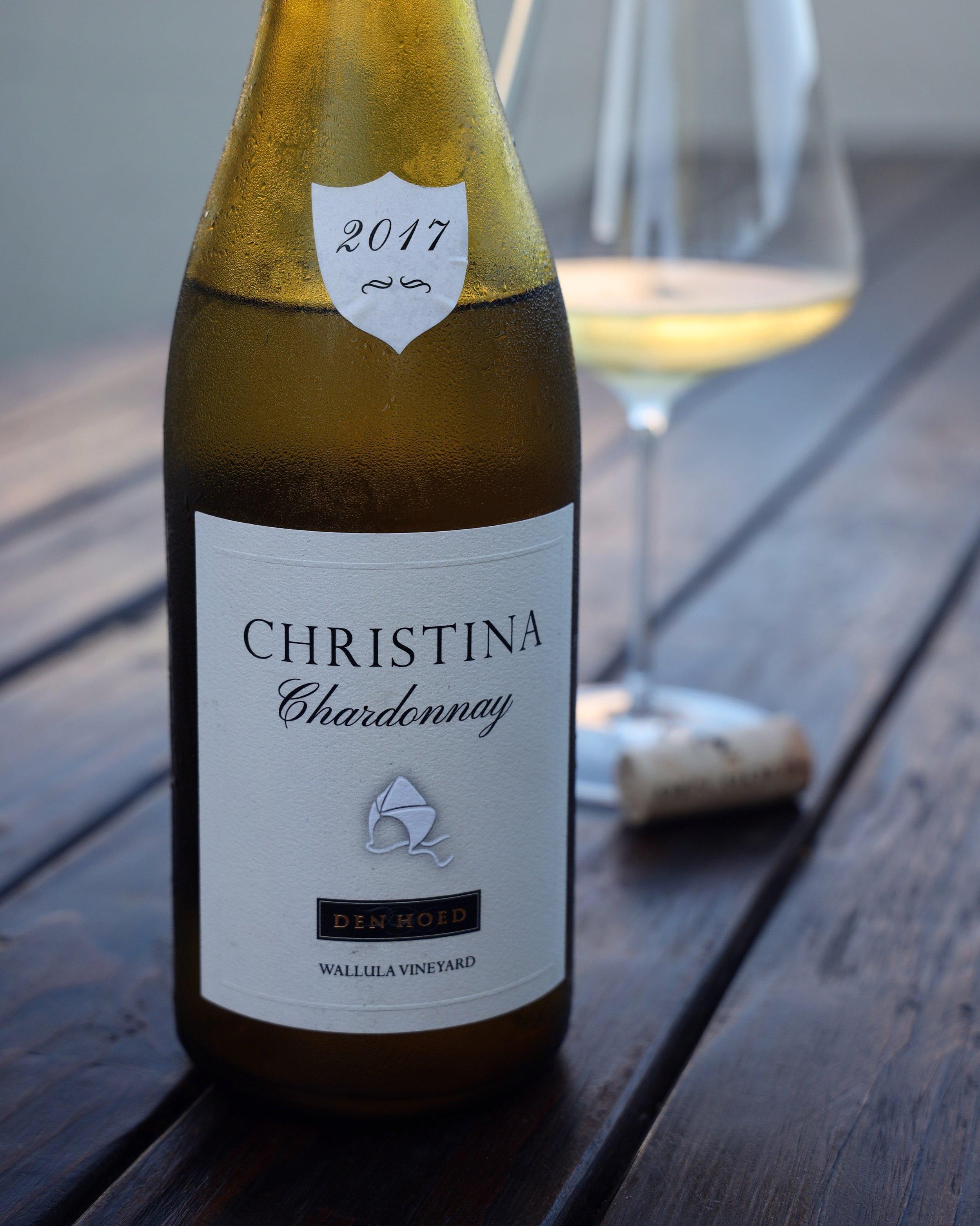 Den Hoed - Christina Chardonnay .jpg