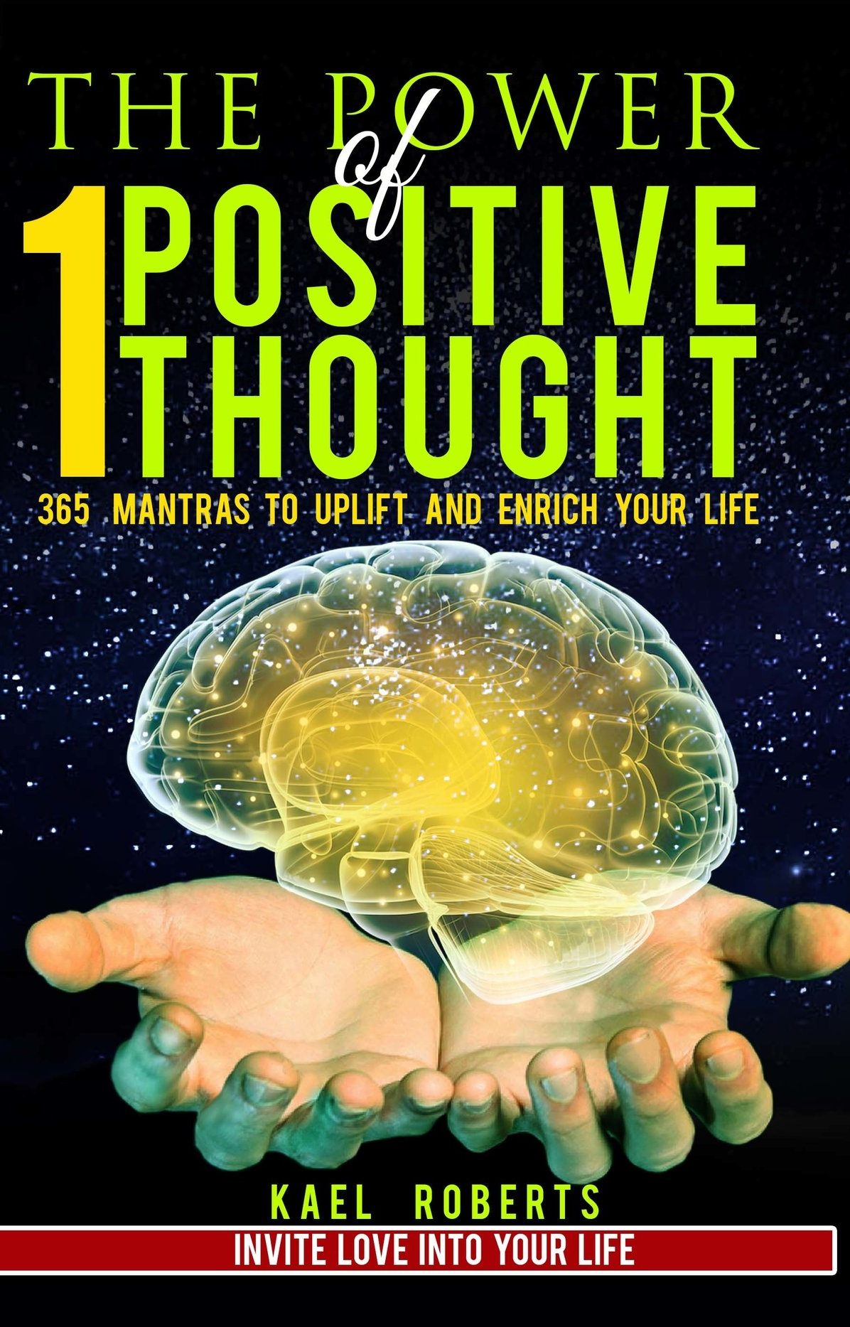"""Get my Book - Download your digital copy of The Power of 1 Positive Thought.This book is a daily mantra book, written to help set the positive intention for your mind and your day. By beginning your day with this book, and the 365 inspired mantras, you will begin to see the mindset shift from a chaotic and stressed thinking pattern, do a more calm, understanding, grateful and """"chill"""" mindset."""