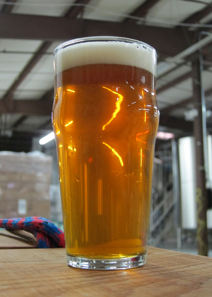 - Get Bent IPA is a modern classic at this point. The positive effects of many a ride at Carvin's Cove have been cancelled out by a few too many of this malty and delicious beverage.