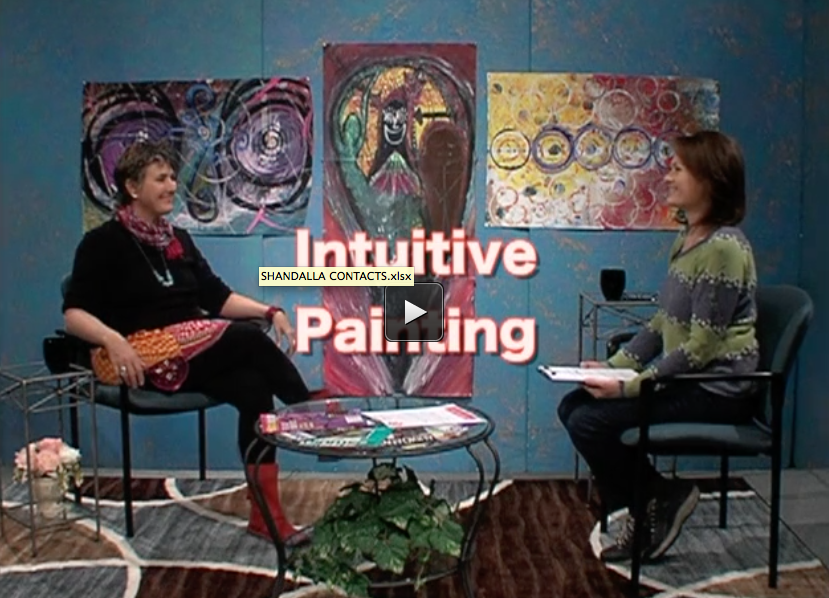 Interview:  Passion with Purpose , with  Cindy O'Conner from EBTV